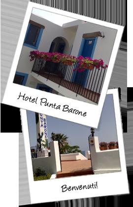 Hotel Punta Barone - Albergo sull'isola di Salina in Sicilia